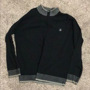 Beverly Hills Polo club full zip sweater